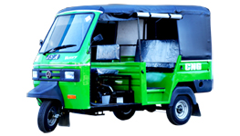 JSA Victory CNG | Manufacturer of CNG Three Wheeler Passenger Carrier in Kanpur, India | JS Auto Pvt. Ltd.