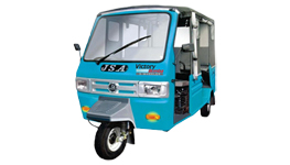 JSA Victory Plus | Manufacturer of Three Wheeler Passenger Carrier in Kanpur, India | JS Auto Pvt. Ltd.