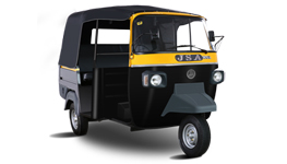 JSA NV Auto Rickshar | Manufacturer of Three Wheeler Passenger Carrier in Kanpur, India | JS Auto Pvt. Ltd.