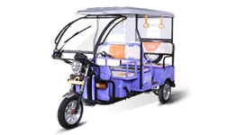 JSA E-Rickshar | Manufacturer of Three Wheeler Passenger Carrier in Kanpur, India | JS Auto Pvt. Ltd.