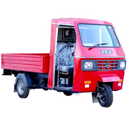 JSA 1360 D-IV Load Carrier | J S  Auto Pvt  Ltd